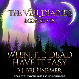 When the Dead Have It Easy audiobook cover art