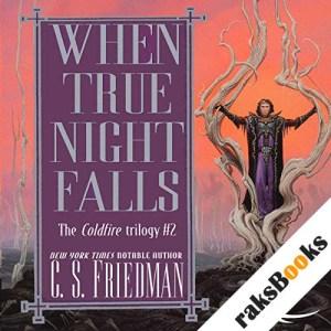 When True Night Falls audiobook cover art