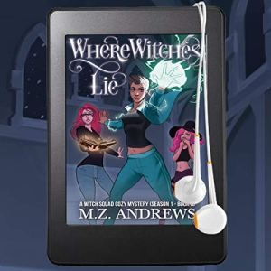 Where Witches Lie audiobook cover art