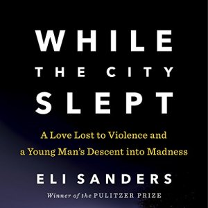 While the City Slept audiobook cover art