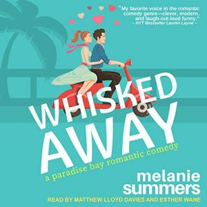 Whisked Away audiobook cover art