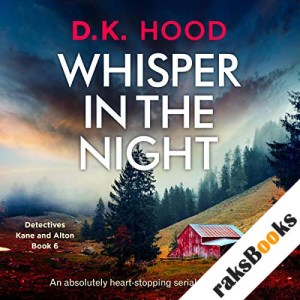 Whisper in the Night audiobook cover art