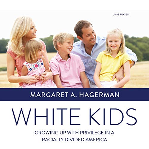 White Kids audiobook cover art