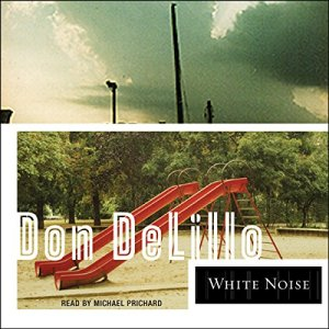 White Noise audiobook cover art