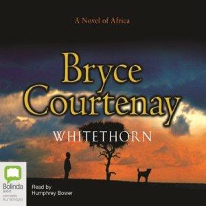 Whitethorn audiobook cover art