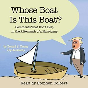 Whose Boat Is This Boat? audiobook cover art