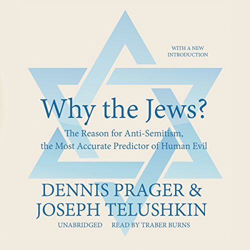 Why the Jews? audiobook cover art