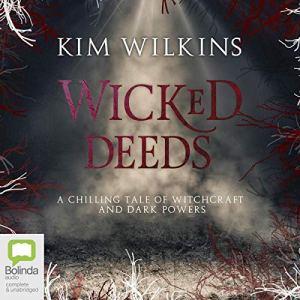 Wicked Deeds audiobook cover art