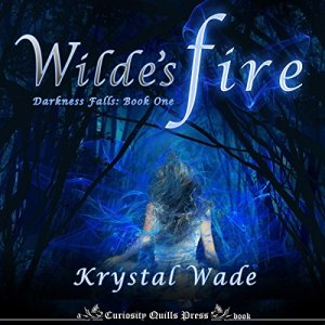 Wilde's Fire audiobook cover art