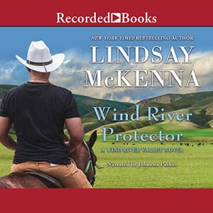 Wind River Protector audiobook cover art