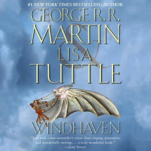 Windhaven audiobook cover art
