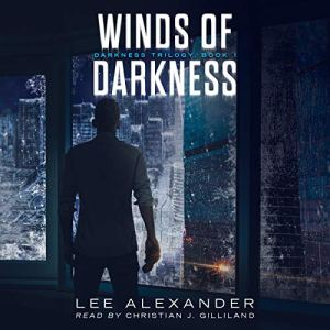 Winds of Darkness audiobook cover art
