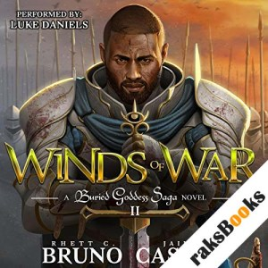 Winds of War audiobook cover art