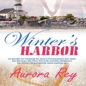 Winter's Harbor audiobook cover art