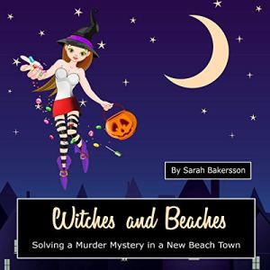 Witches and Beaches audiobook cover art