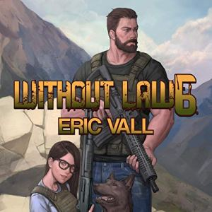 Without Law 6 audiobook cover art