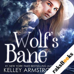 Wolf's Bane audiobook cover art