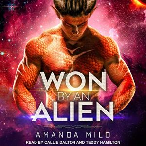 Won by an Alien audiobook cover art