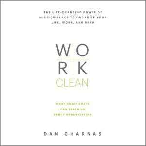 Work Clean audiobook cover art