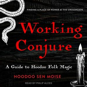 Working Conjure audiobook cover art