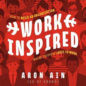 WorkInspired audiobook cover art