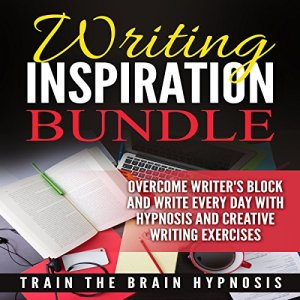 Writing Inspiration Bundle audiobook cover art