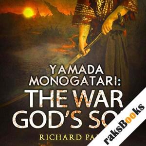 Yamada Monogatari: The War God's Son audiobook cover art