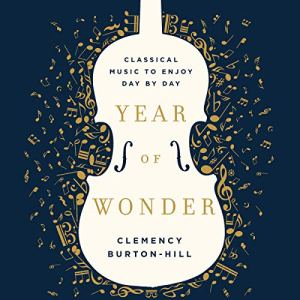Year of Wonder audiobook cover art