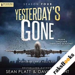 Yesterday's Gone, Season Four audiobook cover art