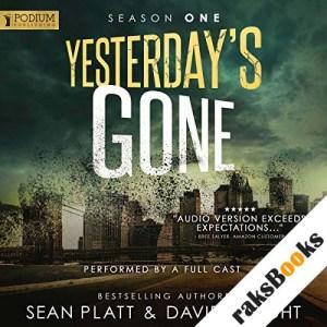 Yesterday's Gone: Season One audiobook cover art