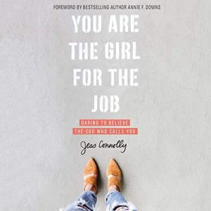 You Are the Girl for the Job audiobook cover art
