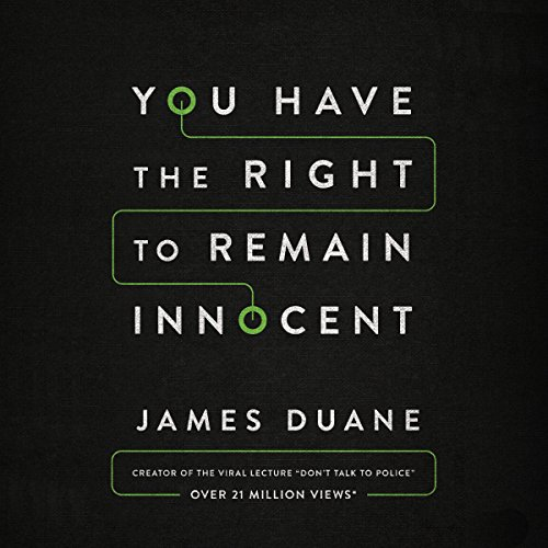 You Have the Right to Remain Innocent audiobook cover art