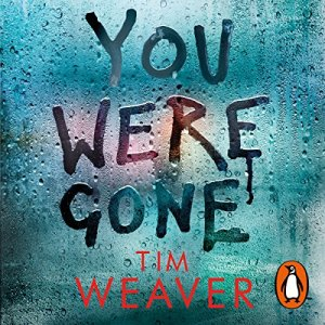 You Were Gone audiobook cover art