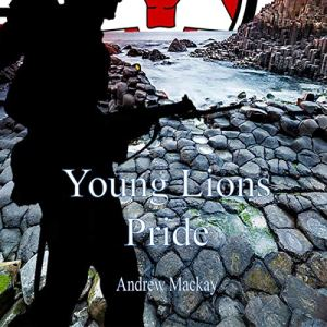 Young Lions Pride audiobook cover art