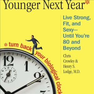 Younger Next Year audiobook cover art