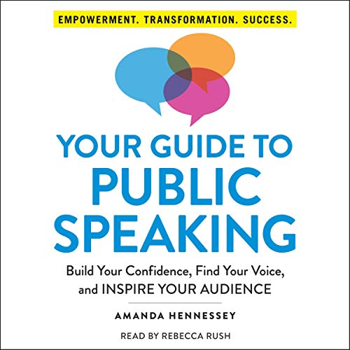Your Guide to Public Speaking audiobook cover art