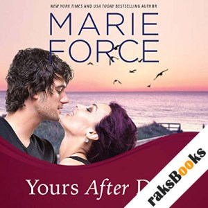 Yours After Dark audiobook cover art