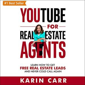 YouTube for Real Estate Agents audiobook cover art