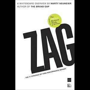 ZAG audiobook cover art