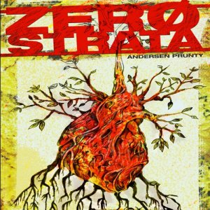Zerostrata audiobook cover art