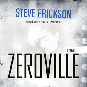 Zeroville audiobook cover art
