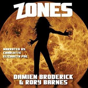 Zones audiobook cover art