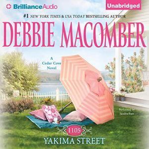 1105 Yakima Street Audiobook By Debbie Macomber cover art