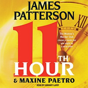 11th Hour Audiobook By James Patterson, Maxine Paetro cover art