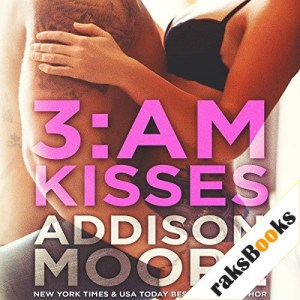 3:AM Kisses Audiobook By Addison Moore cover art