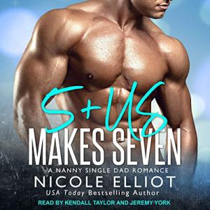 5+Us Makes Seven Audiobook By Nicole Elliot cover art