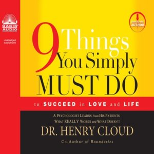 9 Things You Simply Must Do Audiobook By Henry Cloud cover art