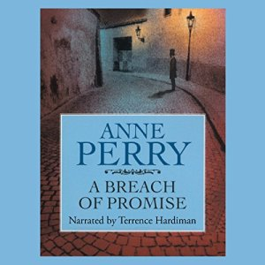 A Breach of Promise Audiobook By Anne Perry cover art