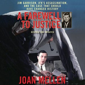 A Farewell to Justice Audiobook By Joan Mellen cover art
