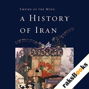 A History of Iran Audiobook By Michael Axworthy cover art
